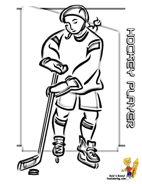 coloring pages book for kidsboys com hat trick hockey coloring sheets free hockey players