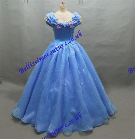 Disney Princess New Cinderella Costume adult SIZE 6,8,10,12,14,16 New movie   eBay