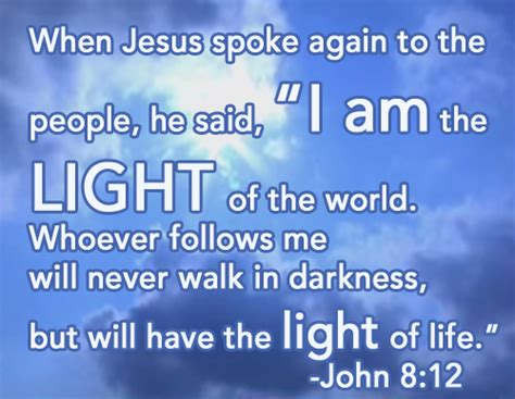 I Am The Light Of The World by I Am The Light Of The World Stroke Of Faith