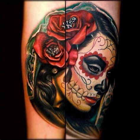 tattoo nightmares dia de los muertos dia de los muertos tattoo tattoo ideas pinterest