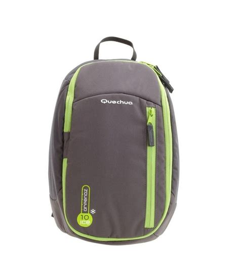 Quechua Arpenaz 10 Small Backpack quechua arpenaz 10l backpack hiking cooler by