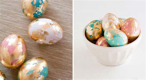 easter egg decorating pinterest 5 diy easter eggs from pinterest