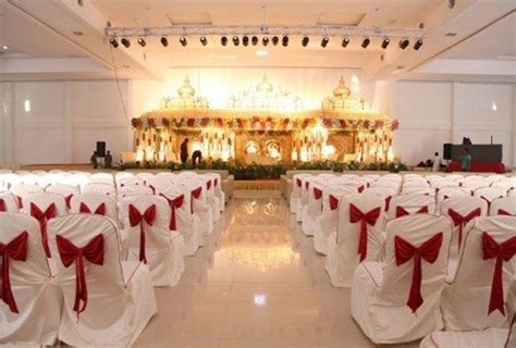 Where we can find good wedding halls in Hyderabad?   Quora