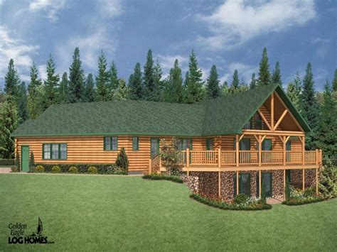 log style homes log cabin ranch style home plans log cabins small prefab