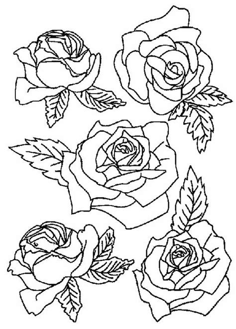 rose bouquet coloring page 158 best images about color pages on pinterest dovers