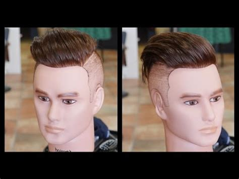 the salon guy bob short cut skin fade undercut haircut tutorial thesalonguy youtube