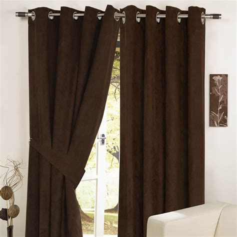 suede drapes faux suede eyelet curtains