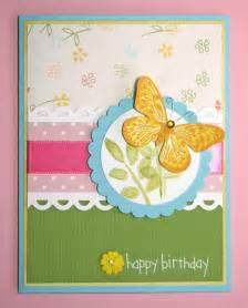 handmade greeting card happy birthday