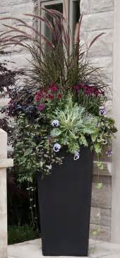25 best ideas about fall planters on fall