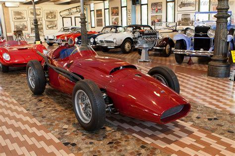 maserati 250f v12 chassis 2522 panini maserati collection