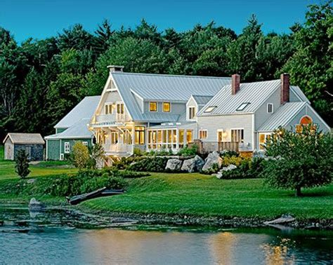 new england farmhouse architectural bliss pinterest 1000 images about new england farmhouse on pinterest
