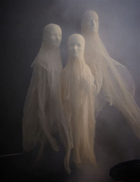 creepy decorations 40 scary ghost decorations ideas