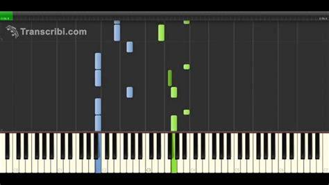 tutorial piano honesty fifth harmony feat meghan trainor brave honest