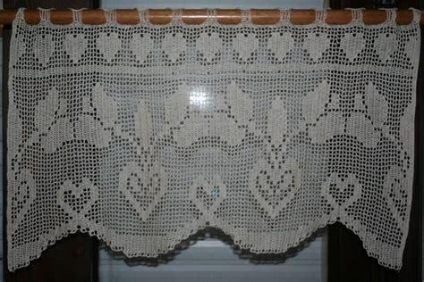 Rideau Crochet Patron by Patron Crochet Rideau 11
