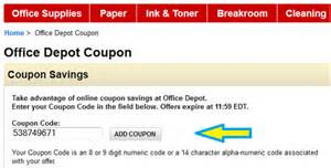 Office Depot Printable Coupons June 2012 Coupon Code For Office Depot 2017 2018 Best Cars Reviews