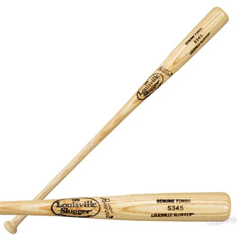 light wood baseball bats tpx wood fungo bat light weight model s345 36inch