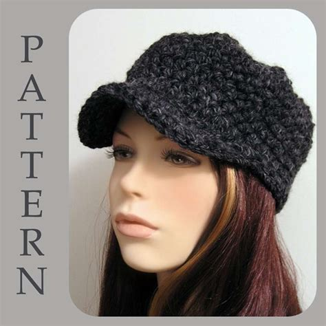crochet hat pattern 2 trendy mods com
