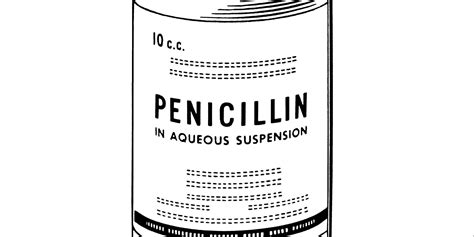 Penicillin Also Search For Baboon An Complication Of Penicillin Antibiotics