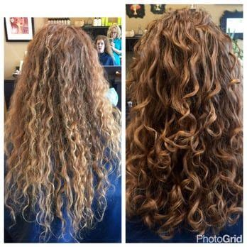 dry haircuts austin before and after deva dry cut and style austin cedar