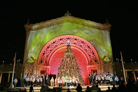 balboa park s 34th annual december nights presidio sentinel