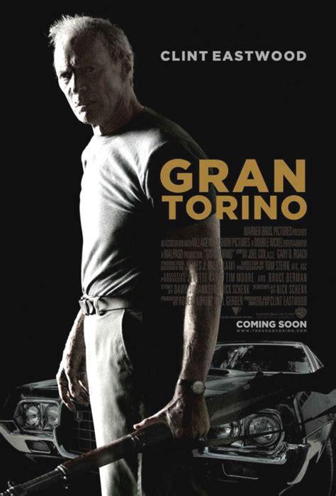 clint eastwood gran torino movie clint eastwood quot gran torino quot 7x10 movie poster ebay