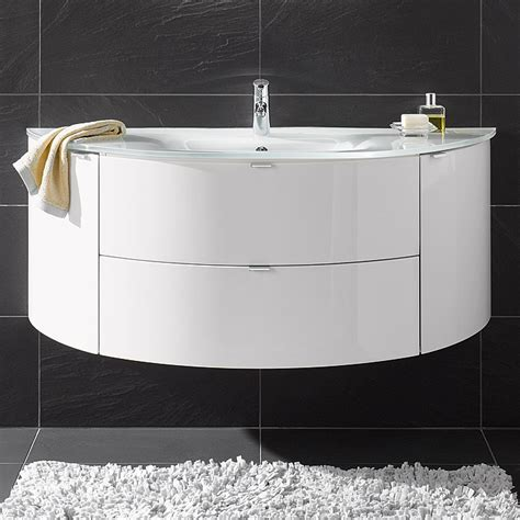Wäscheschrank Schmal by Salsa Tao Waschtischunterschrank Breite 125 Cm Wei 223
