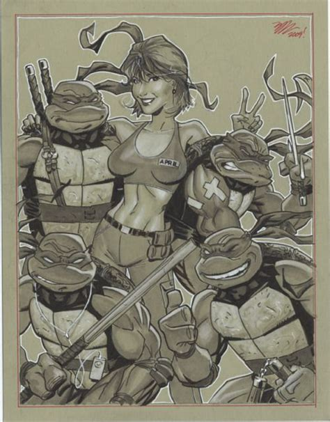 Kaos Slash Illustration Nm4hn 17 best images about mutant turtles on turtles the and casey jones