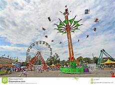Rides On The Midway At The Indiana State Fair Editorial ... Ferris Wheel Vector Free Download