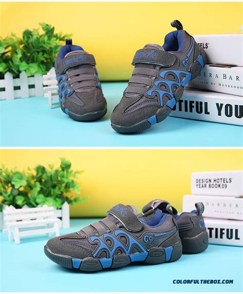comfortable kids shoes cheap kids sports shoes girls casual running shoes velcro
