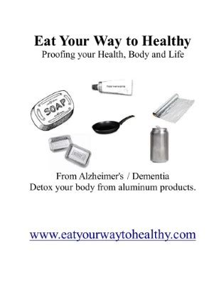 How To Detox Aluminum From by Eat Your Way To Heal How To Detox Aluminum From Your
