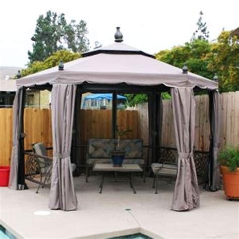 Backyard Creations Hexagon Gazebo Gazebo Canopy Menards 2017 2018 Best Cars Reviews