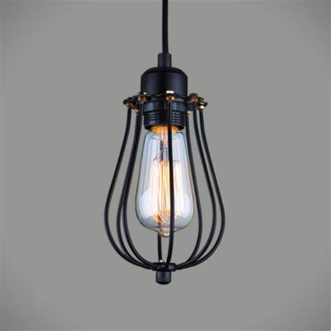 wire cage pendant light nice wire cage light fixtures pictures inspiration