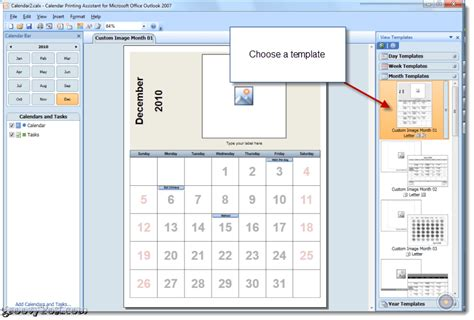 calendar printing assistant templates how to print overlain calendars in outlook with calendar