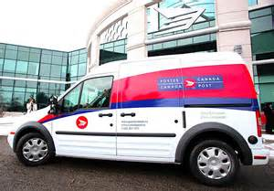 Canada Post Electric Vehicles Canada Post Adds Gaseous Connects Showtimes Clean Fuel