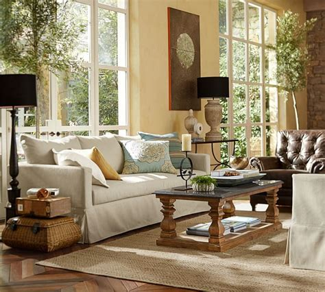 pottery barn decorating tips 5 simple tips for decorating with leathers recliners to