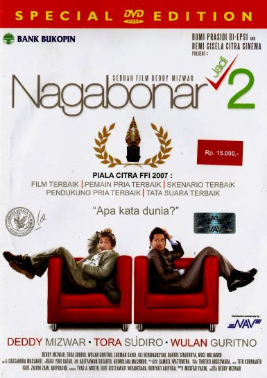 film indonesia genre comedy nagabonar jadi 2 2007 bioskop fc2 nonton film online