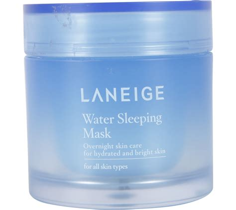 Laneige Sleeping Mask Size laneige water sleeping mask faces