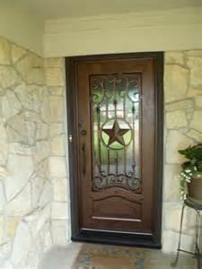 The Door Tx Lone Iron Door Aaleadedglass Wrought Iron