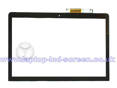 Lcd Vaio E Series buy 15 6 quot sony vaio svf1531c4e digitizer only black screen replacement order now
