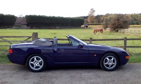 porsche 968 for sale used 1994 porsche 968 cabriolet for sale in warwickshire