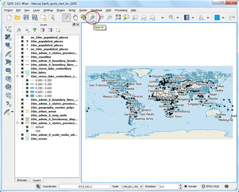 qgis tutorial and tips making a map qgis tutorials and tips