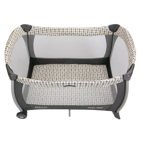 Graco Pack N Play Bassinet Mattress by View Larger