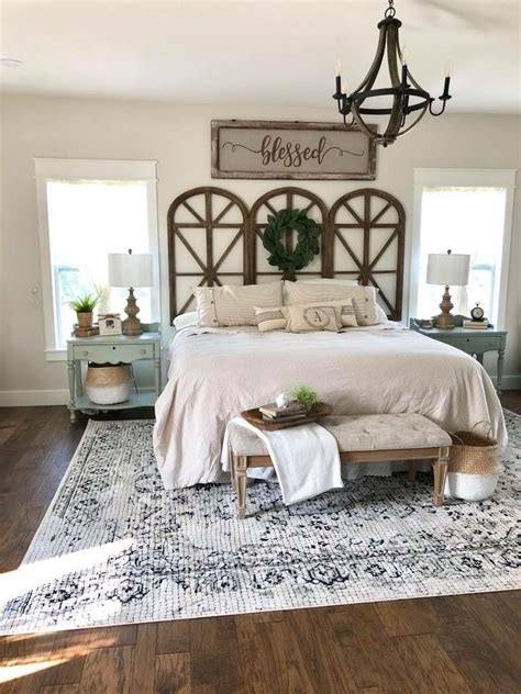 farmhouse bedroom design ideas    farmhouse