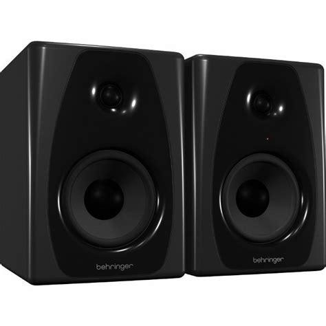 behringer studio 50 usb reference studio monitor speakers pair ebay