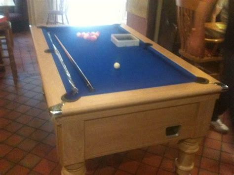 pool table installation in betws y coed wales pool