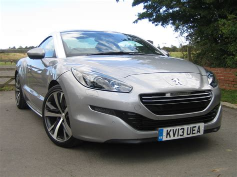 peugeot 200s road test report and review peugeot rcz gt thp 200