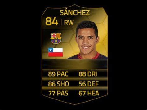 alexis sanchez fifa 14 смотреть онлайн видео fifa 14 sif sanchez 84 player review