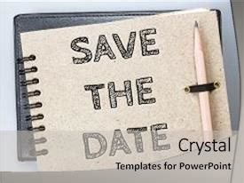 Powerpoint Template Annual Day Save The Date Bffegface Save The Date Powerpoint Template Free