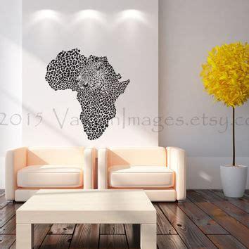 cute tiger leopard waterproof wall sticker home decor wall art ideas design leopard spot cheetah wall art