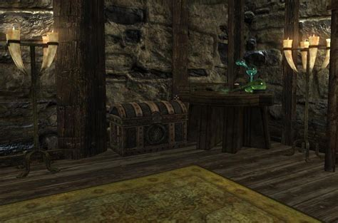 skyrim secret room hjerim home improvement secret room chests at skyrim nexus mods and community